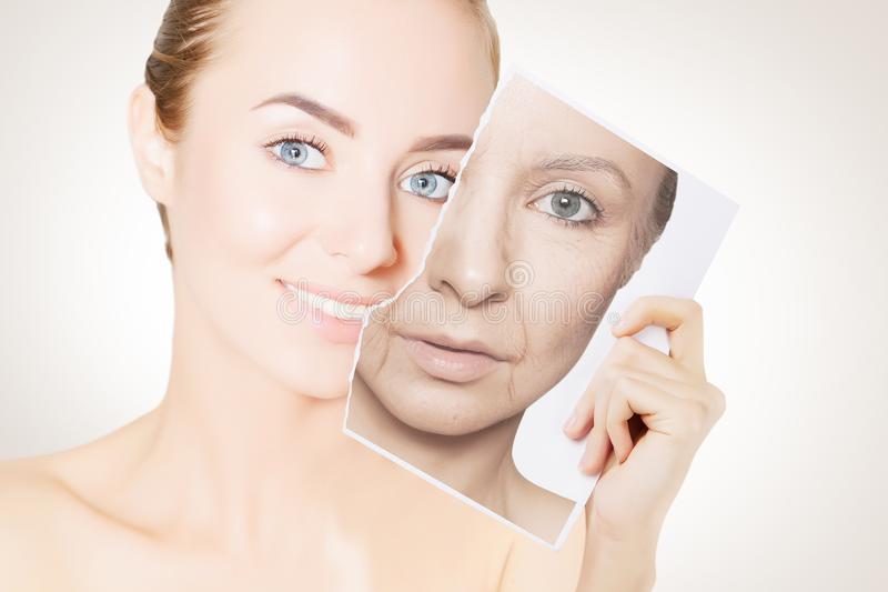 Sijoča koža tudi v menopavzi