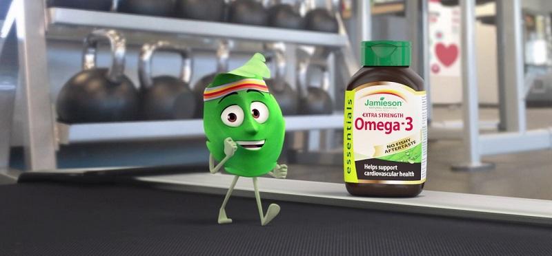 Omega 3 – v globino
