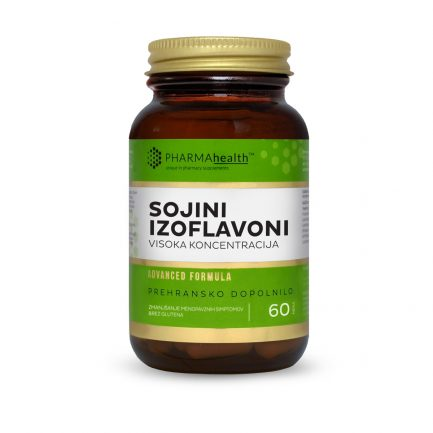 pharmaHEALTH SOJINI izoflavoni